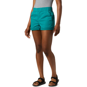 Columbia Firwood Camp II Short Femme, waterfall